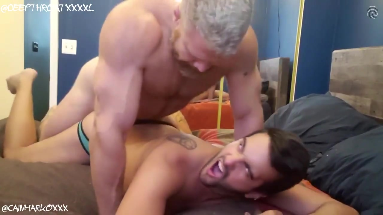 Cain Marko, Deepthroatxxxxl - Taking one huge massive muscle daddy cock in Chicago
