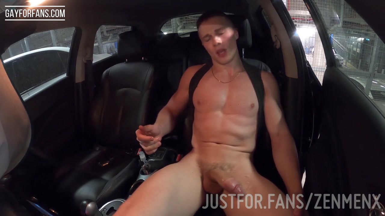 Jerking off in my car - zenmenx
