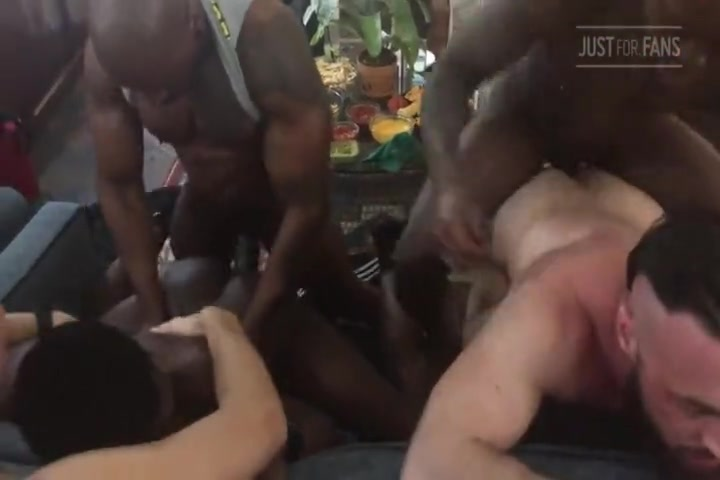 Max Konnor's Super Bowl Fuck Party