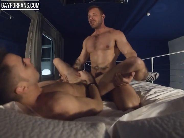 Austin Wolf Fucking Milan Model Twink