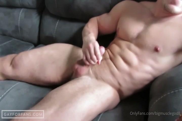 Solo Jerk Off - Bigmusclegod8