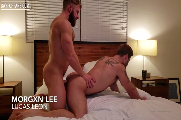 Morgxn Fucks Lucas Leon(lucasleonxxx) - Part 2