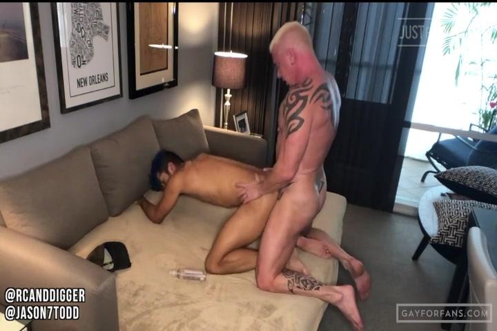 Ryan Carter Fucks Jason Todd - RCandDigger - Jason7Todd