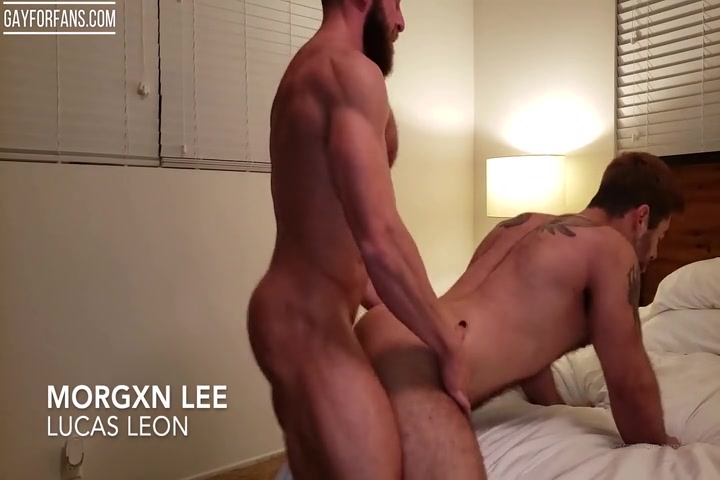 Morgxn Fucks Lucas Leon(lucasleonxxx) - Part 1