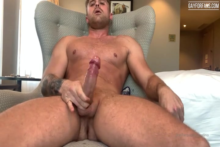 Ross Norton solo jerk off - Rossilino