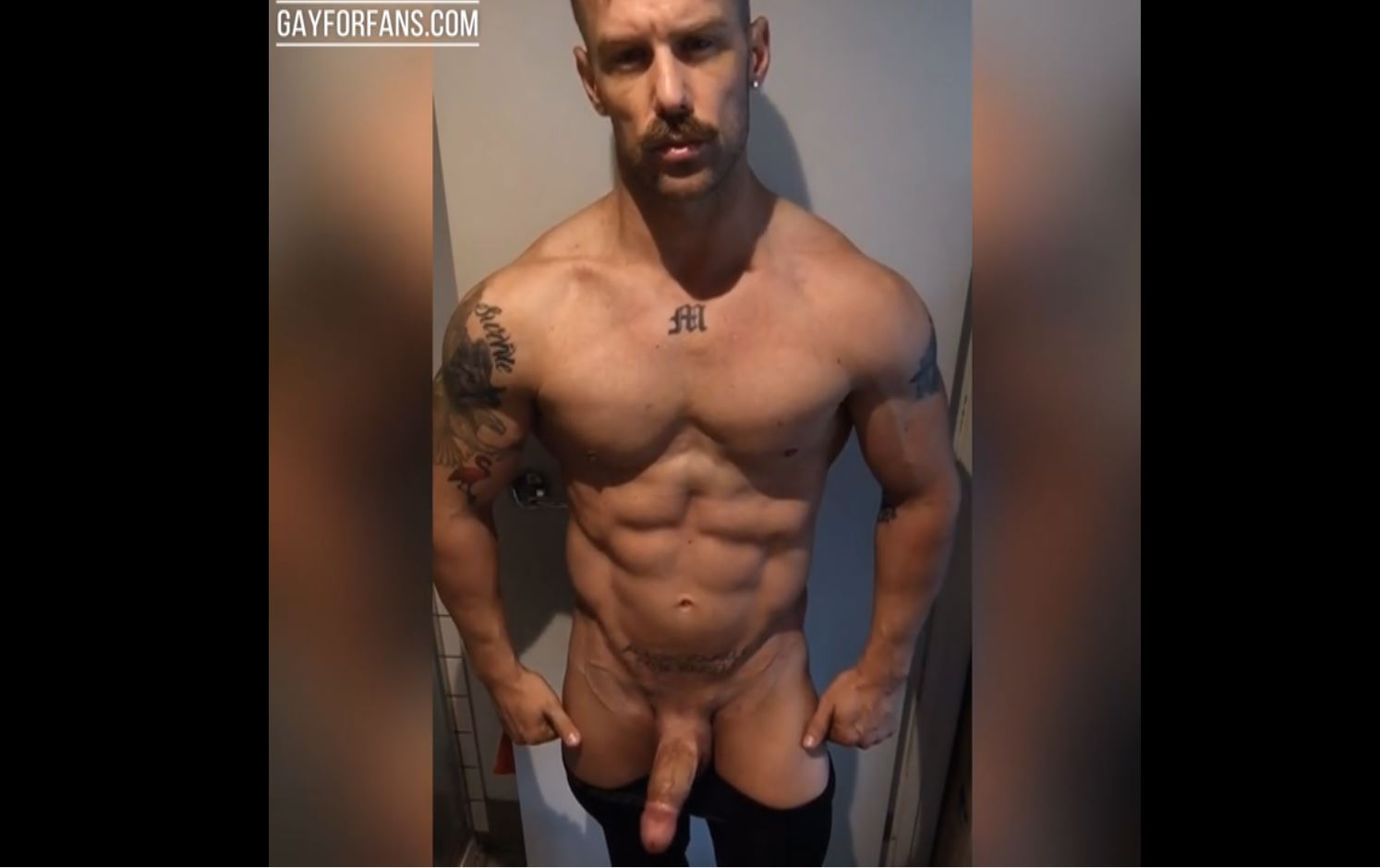 Mathew Mason Showing Off His Body And Cock - Mmasonxxx