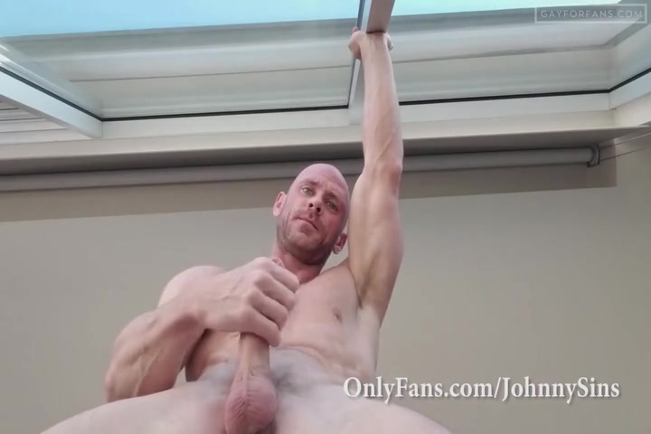 Johnny Sins Watching Porn And Jerking Off