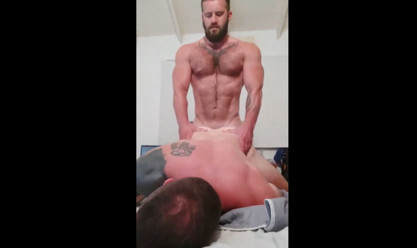 Boyfriend dumping his load in me -  Growxtrong
