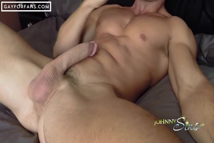 Johnny Sins solo jerkoff