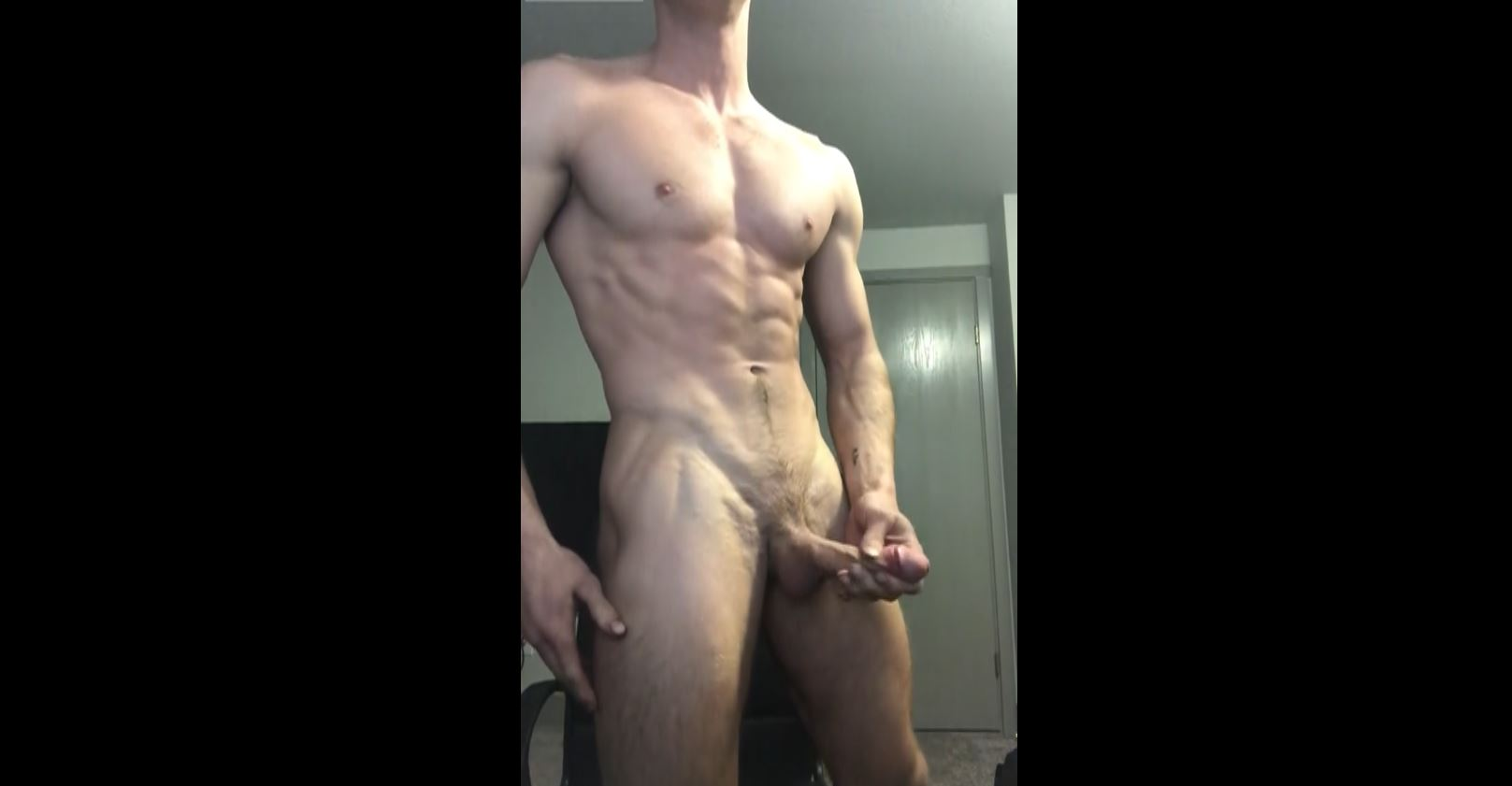 Being verbal and showing off my body and cock - Kayden Godly