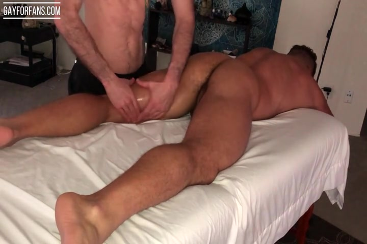 Morgxnthicke rub and fuck with Naked Nate (lifeofnakednate) - Part 1