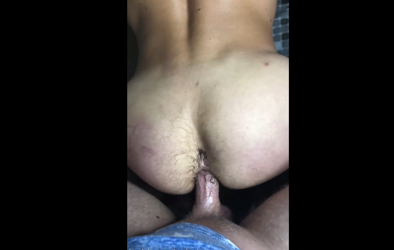 Nash fucks Chase bareback and cums over his back - BrandtAndNash