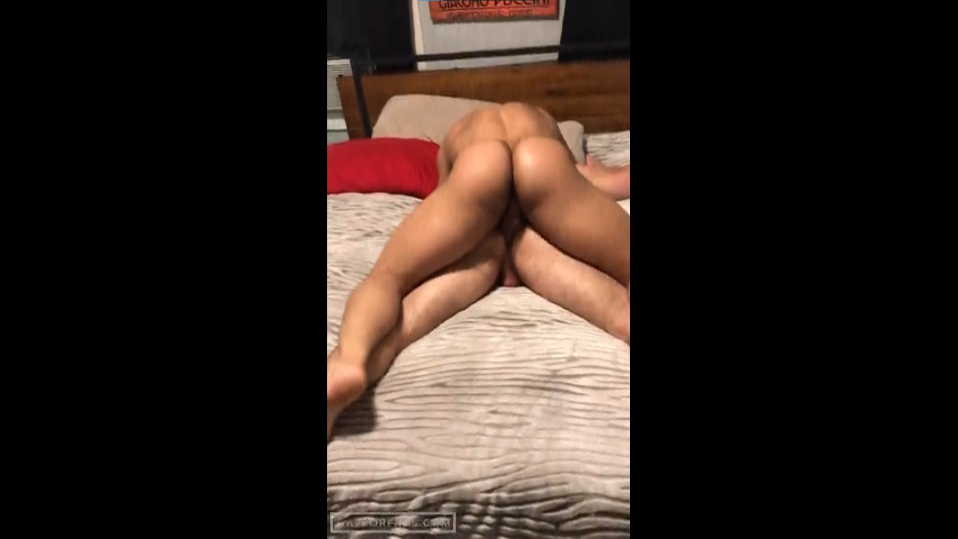 Fucking my boyfriend while another guy watches - HottieHubbies