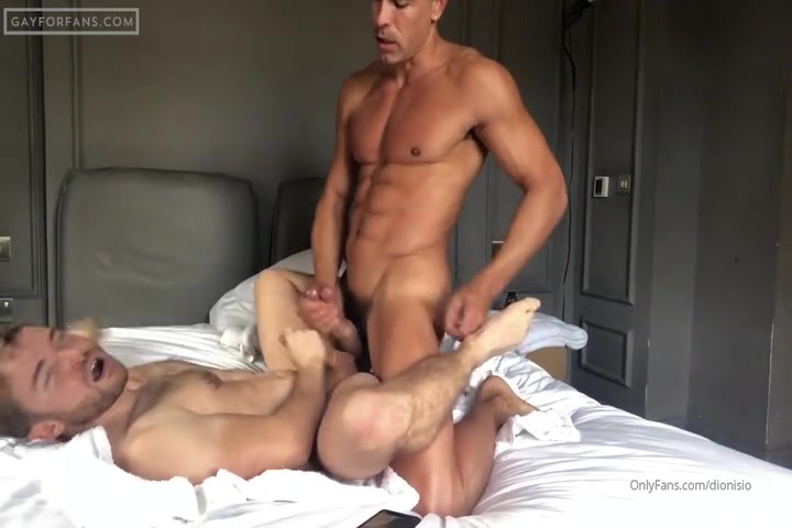 Dionisio Fucks Gabriel Cross - Part 2