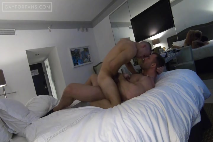 Austin fucking a smooth young twink