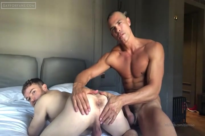 Dionisio Fucks Gabriel Cross - Part 1