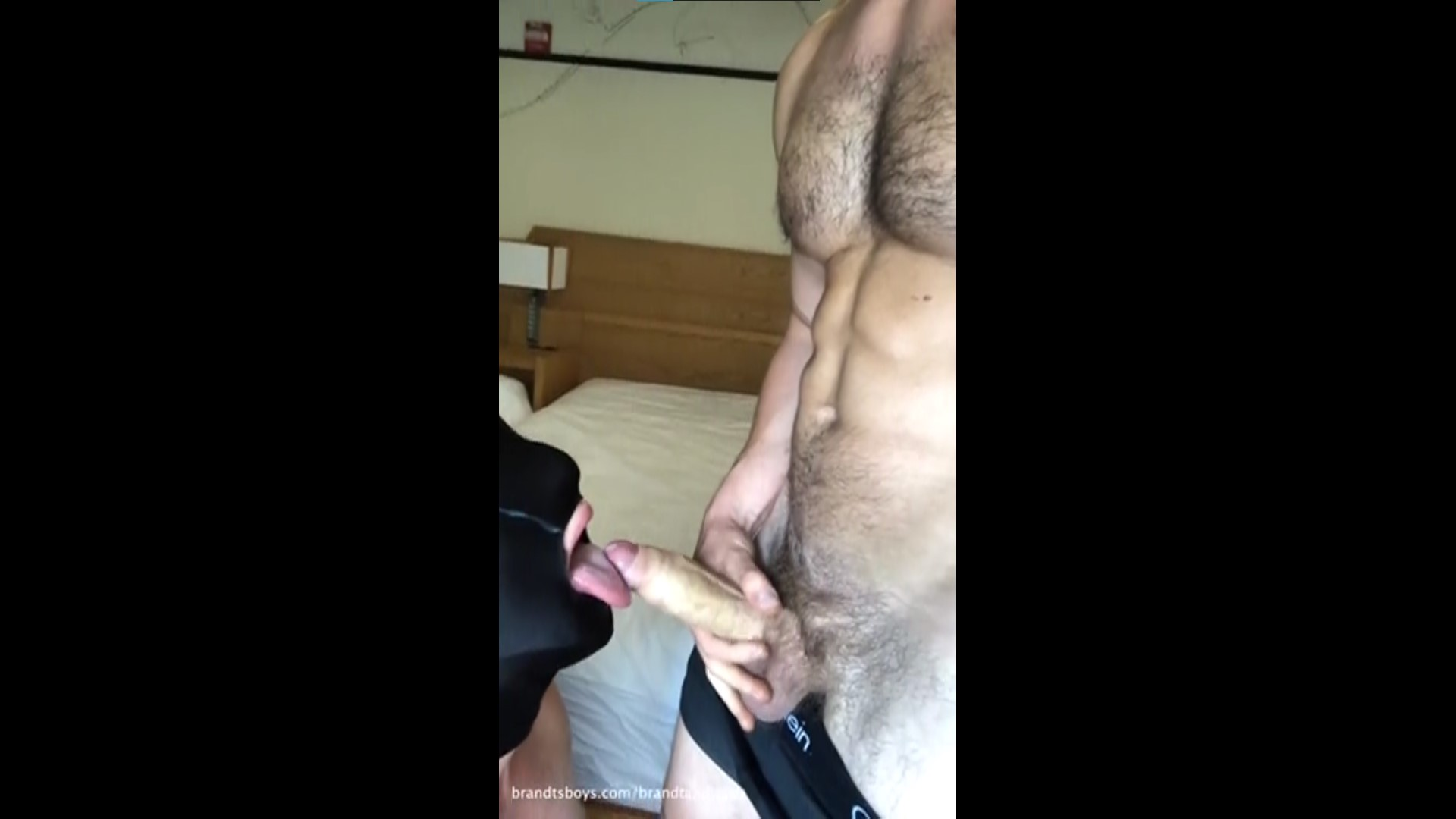 Brandt gives blake a blowjob and begs for his cum - BrandtandNash
