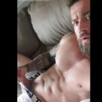 Cumming over my abs - Fun_Tastic