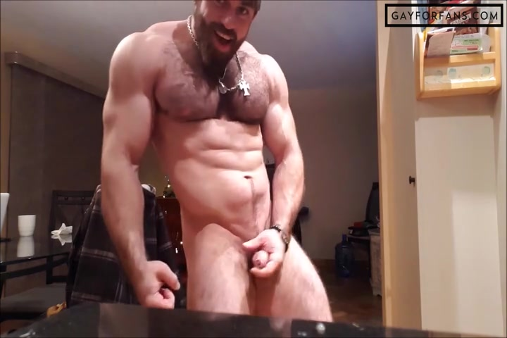 Flowing, Showing Off My Body And Jerking Off Till I Cum - Trojanmachine69