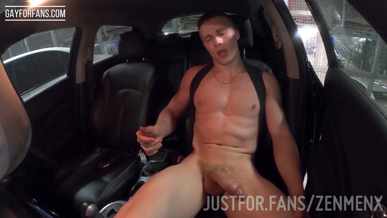 Jerking off in my car - zenmenx