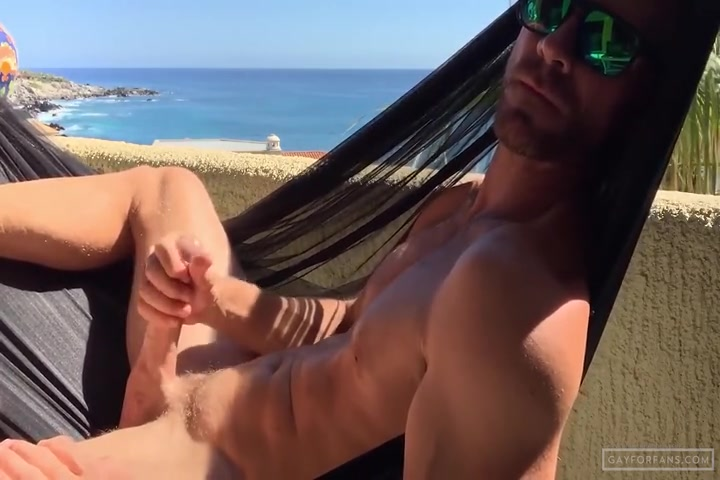 Johnny Sins Rubbing Oil Over Himself And Jerking Off