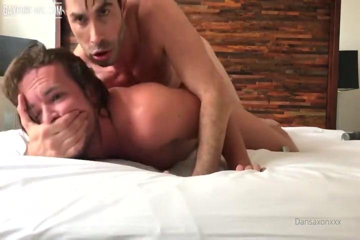 Michael Lucas Fucking Dan Saxon Bareback