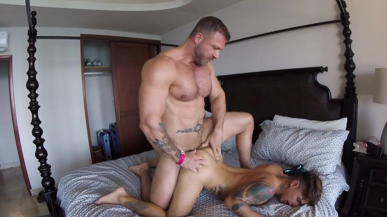 Austin Wolf - Colombian Boy That I Fucked While I Was In Mexico