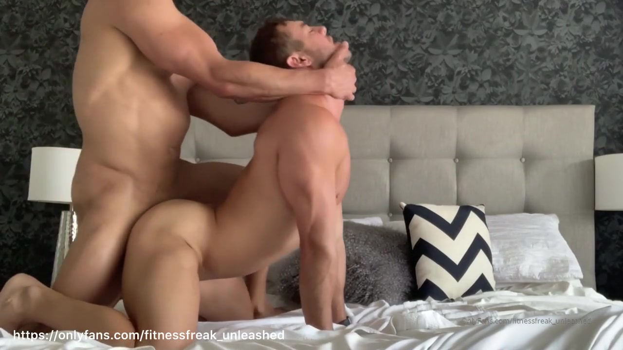 Fitnessfreak Gets Fucked Bareback