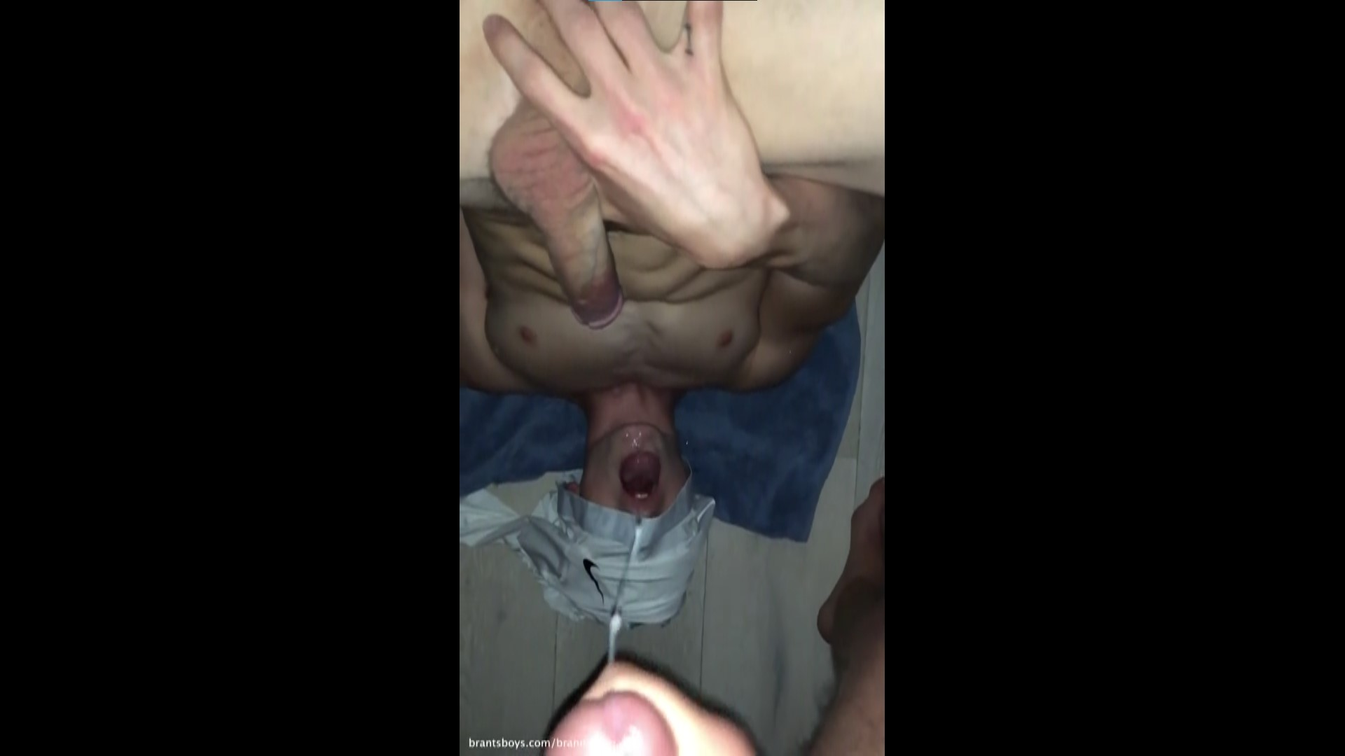 Hungry for cum - BrandtandNash