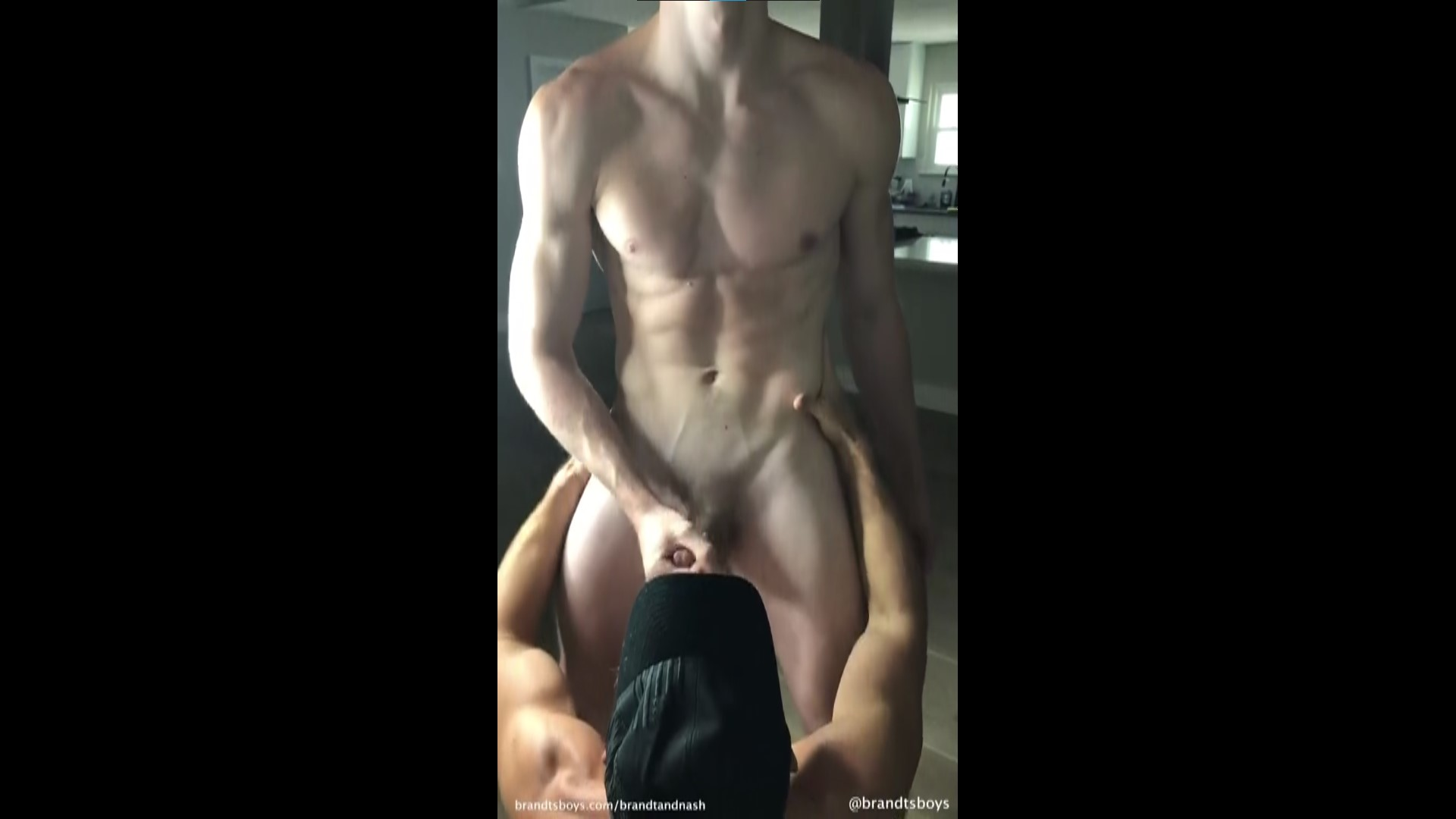 Jordan films Nash and Chase while giving them commands - JordanxBrandt - BrandtandNash - ChasexBrandt
