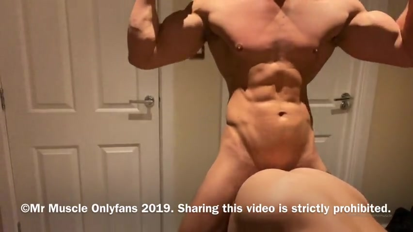Fucking a tight ass from behind - MrMuscle