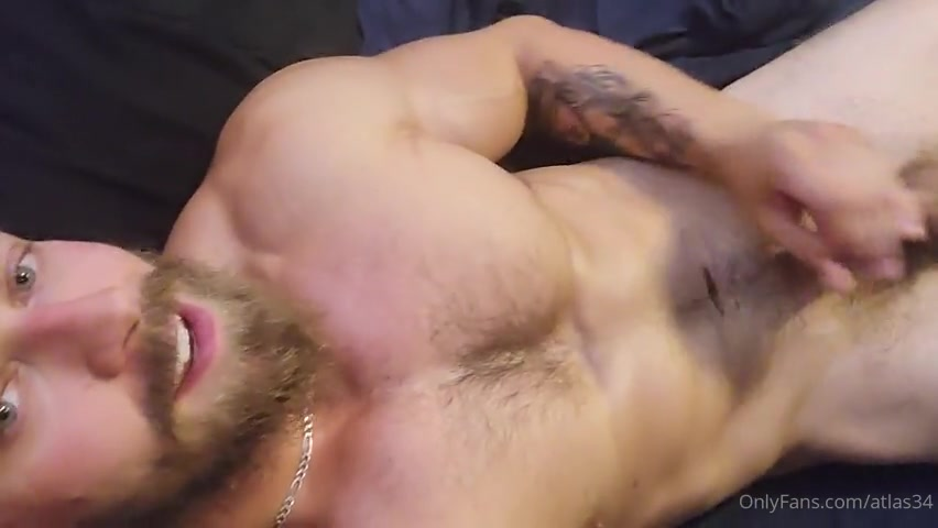 Jerking off and getting another load from my cock - atlas34