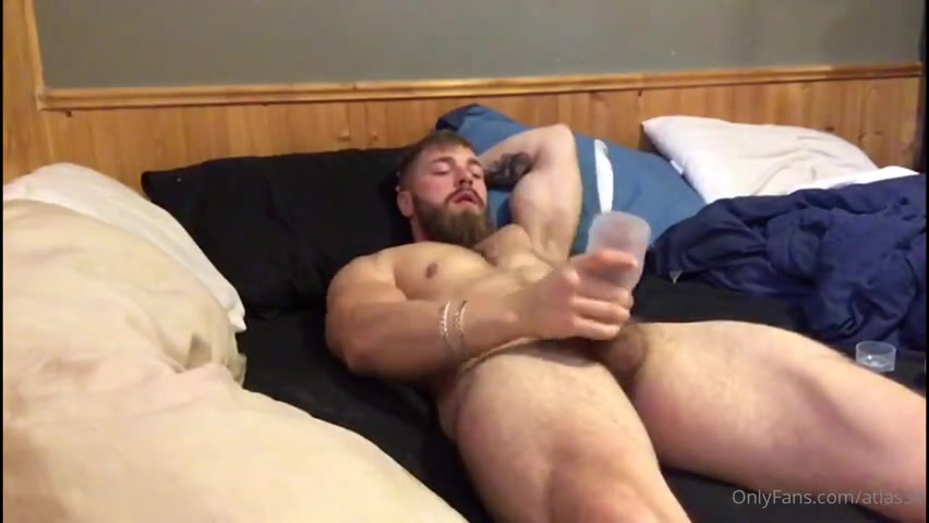 Using my sex toy to jerk off - atlas34