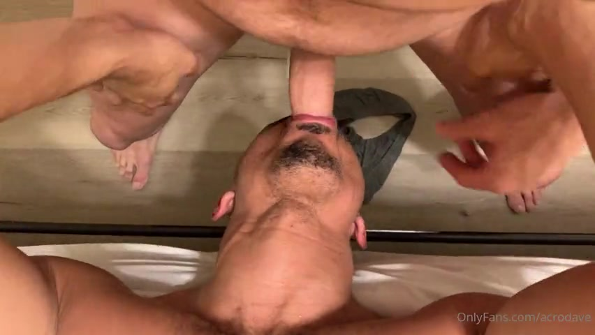 Throat fucking my muscle slut - Davide Zongoli (Acrodave)