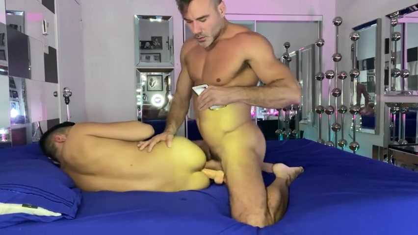 Manuel Skye fucks Alex Montenegro - Part 2