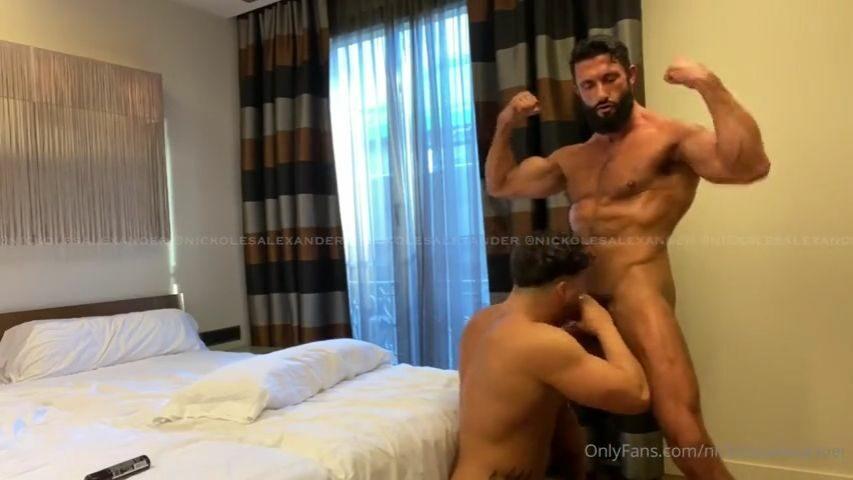 Halif Faruk fucks Nickoles Alexander