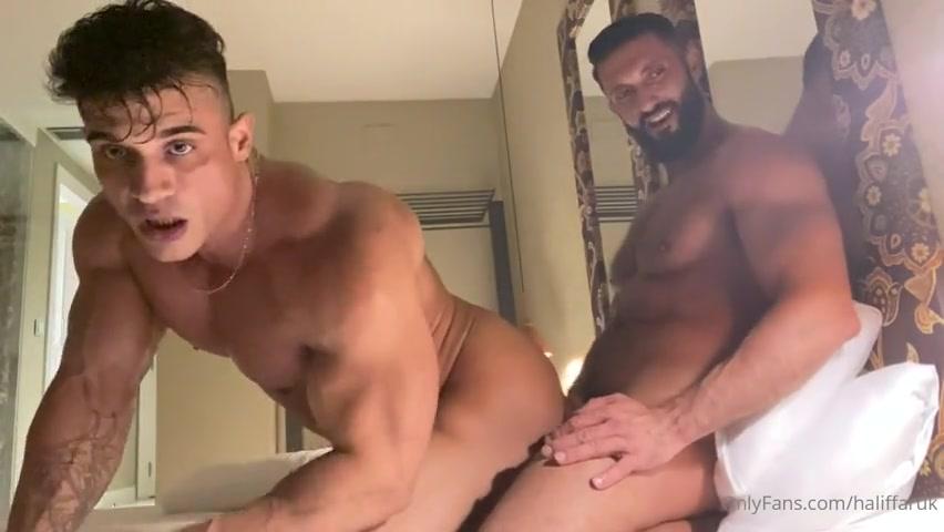 Halif Faruk fucks Heracles