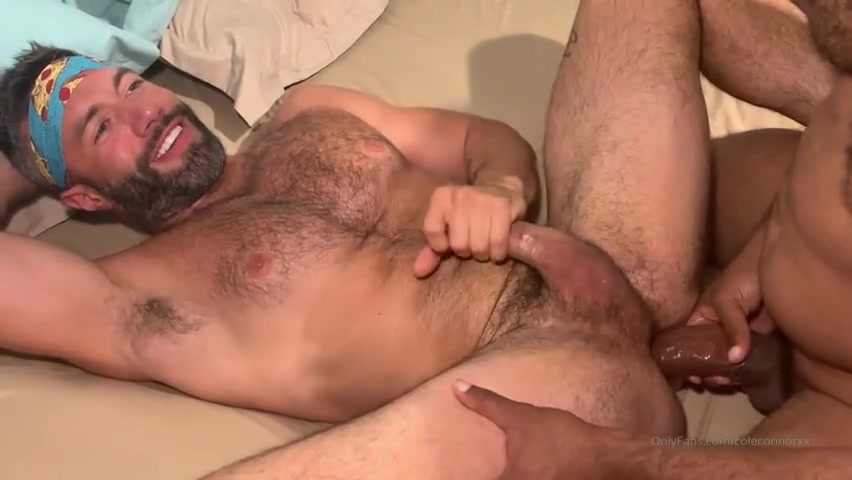 Ray Diesel fucks Cole Connor