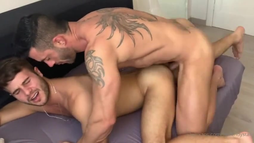 Andy Star (RealAndyStar) fucks Allen King