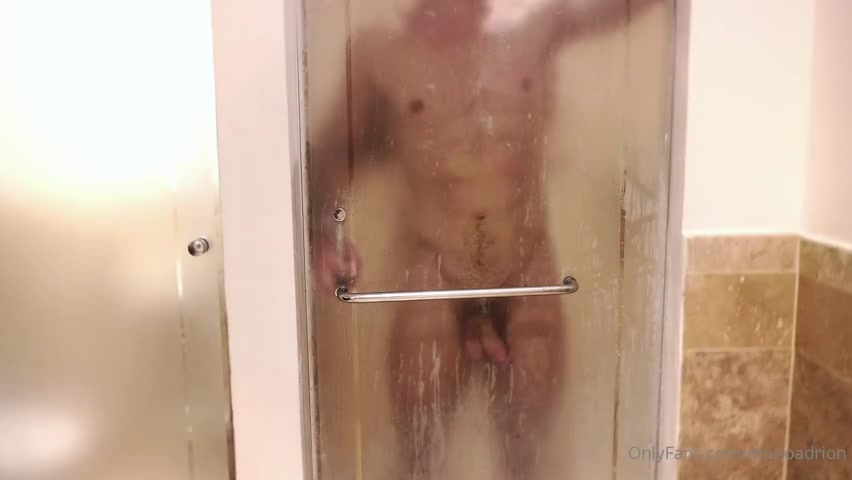 Mario Adrion and Jeff Kasser Shower Together
