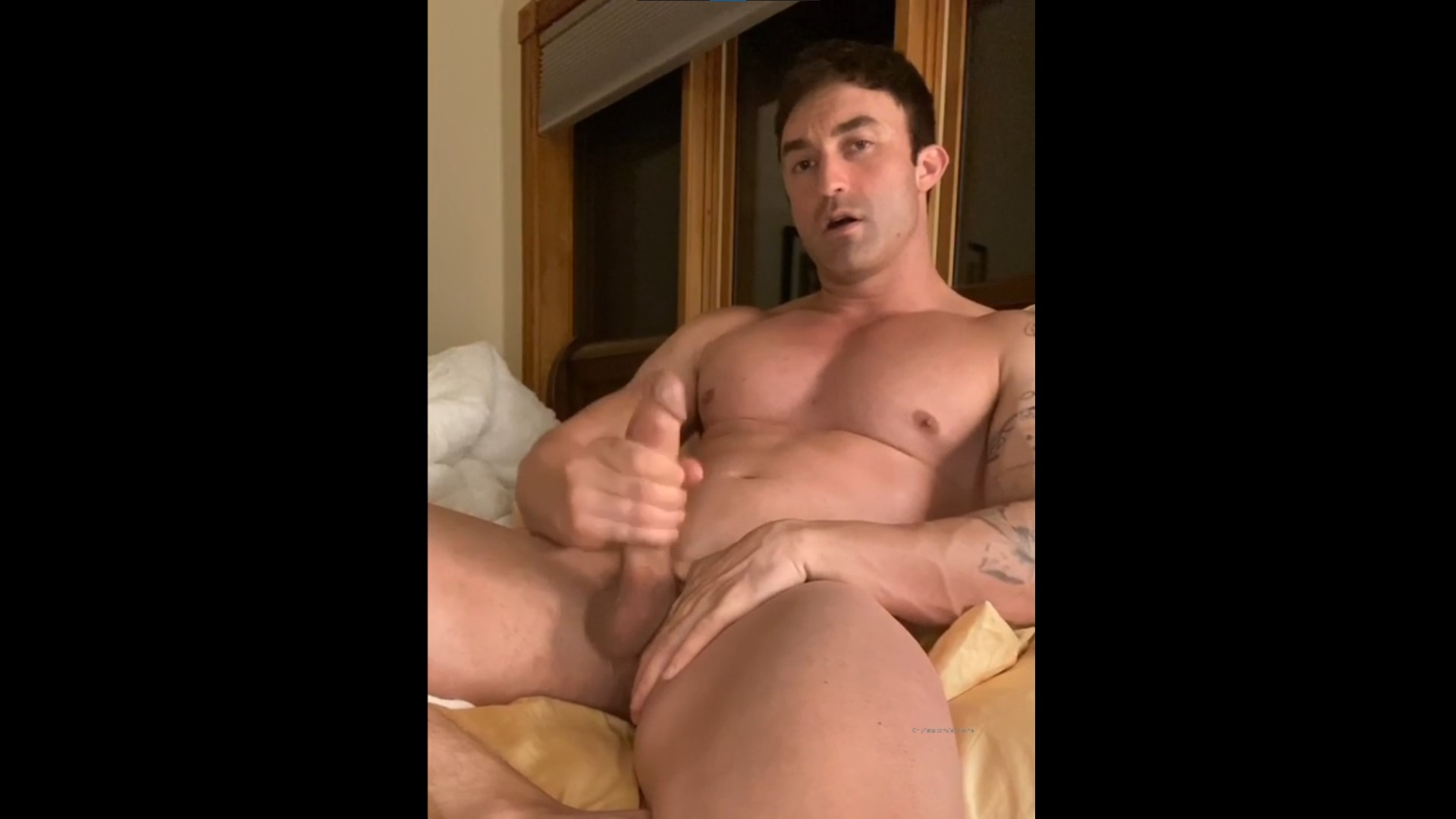 Jerking off till I cum - Jett Wayne (officialjett)