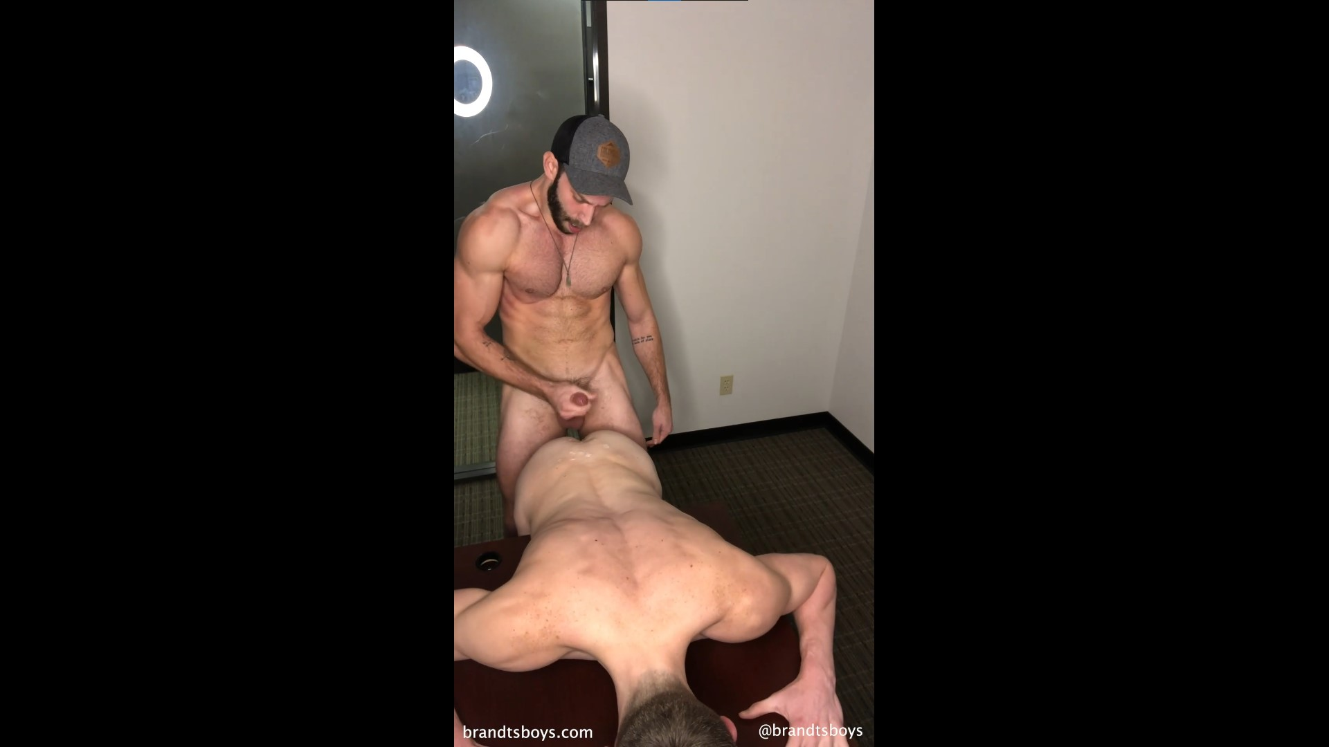 Teasing Nash's hole till I cum - KylexBrandt - BrandtandNash