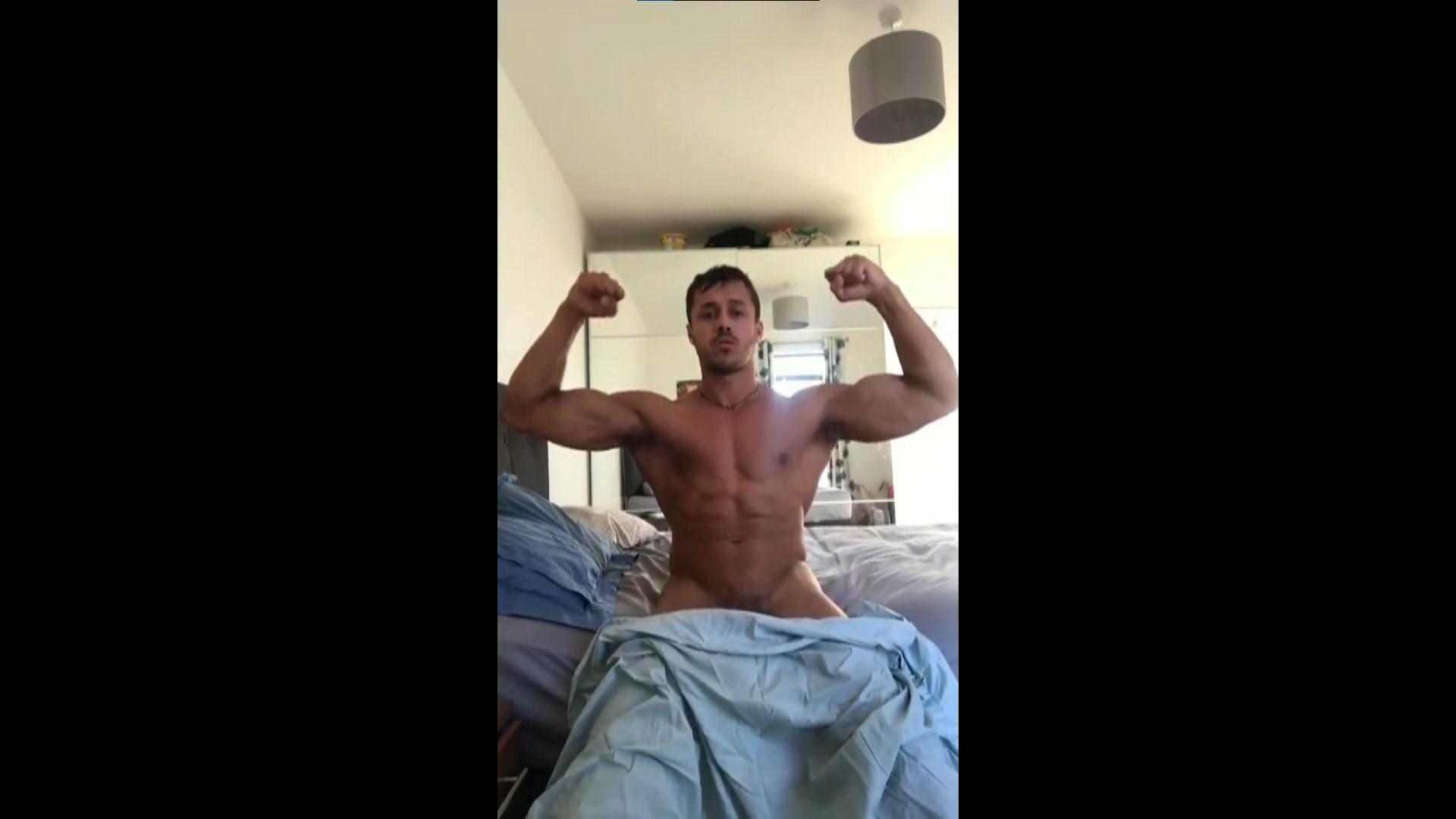 Showing off my body and being a tease - Diego Barros