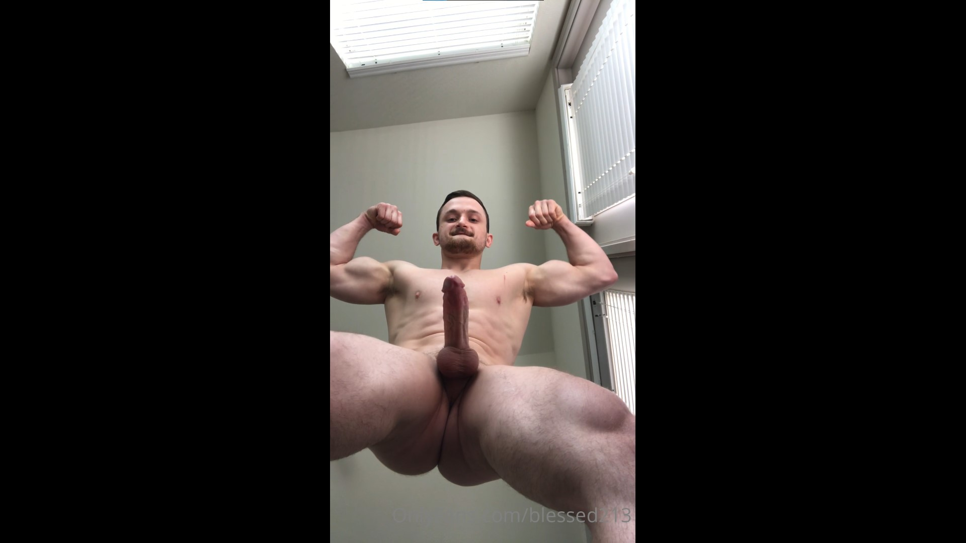 Cumming hard after edging my cock for a while - blessed213
