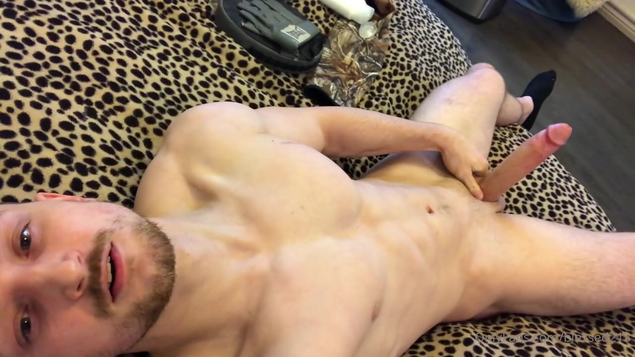 Quick solo jerk off - blessed213