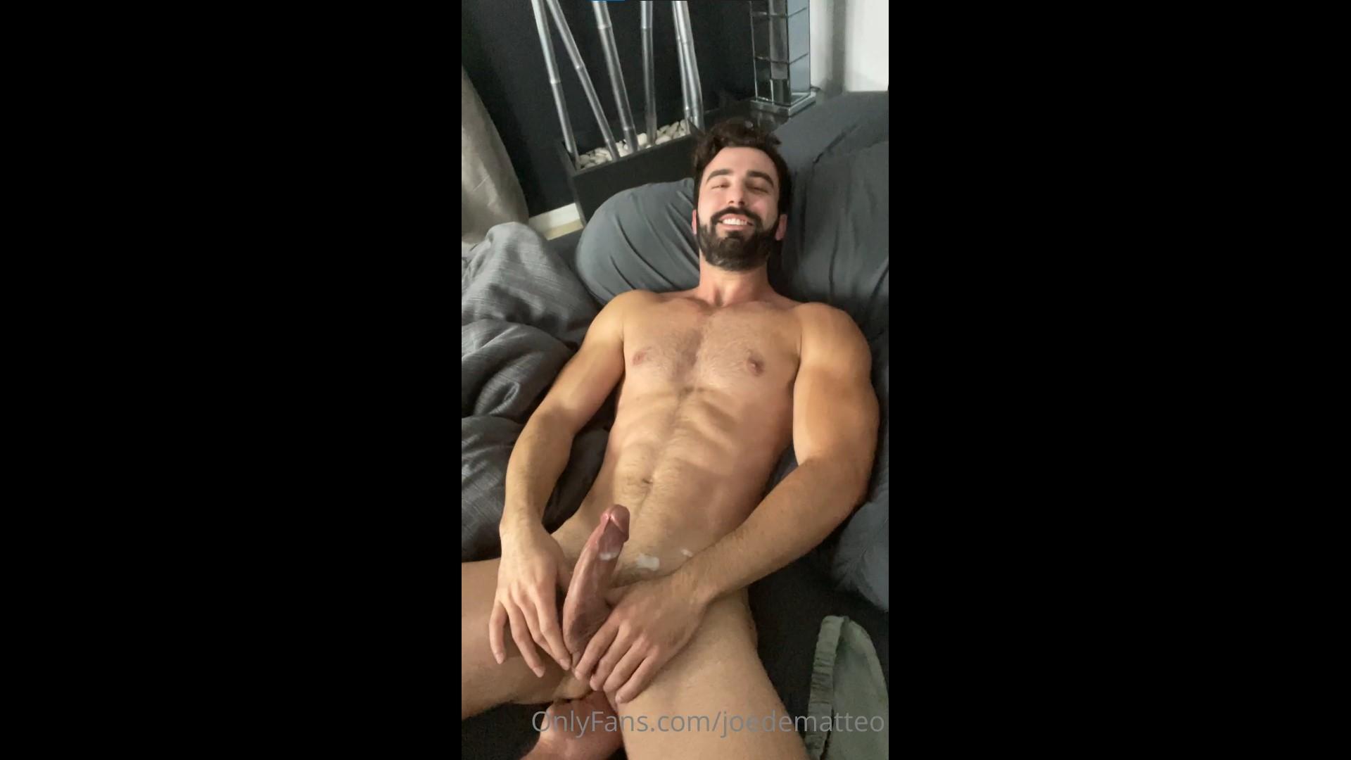 Kaden Hylls (LetsEatCakeXx) sucks my dick and plays with my ass till I cum - Joe DeMatteo