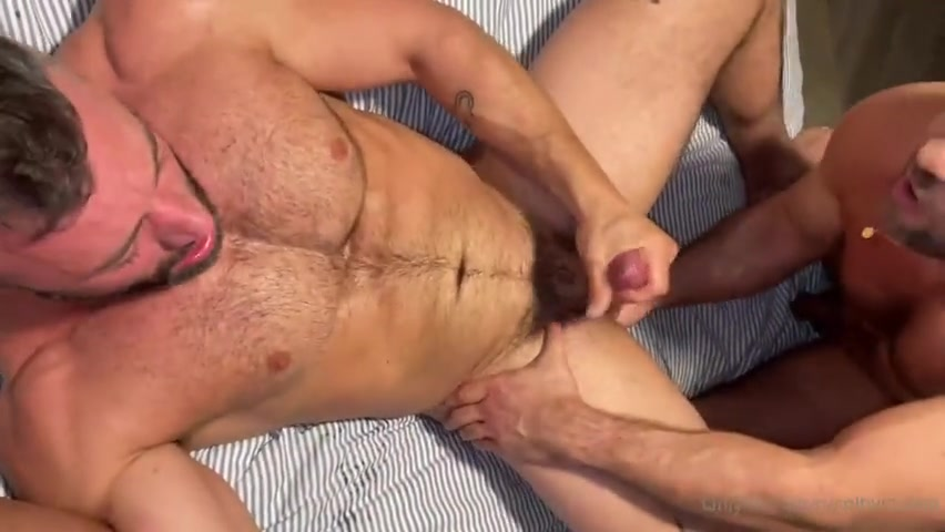 Threesome with Colby Melvin, Xavier Robitaille (xavier_17) and Cole Connor