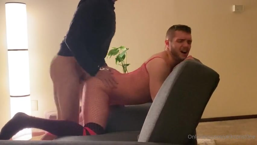 Letting an anonymous guy fuck his load into me - Jackson Stone (JacksonSt0ne)