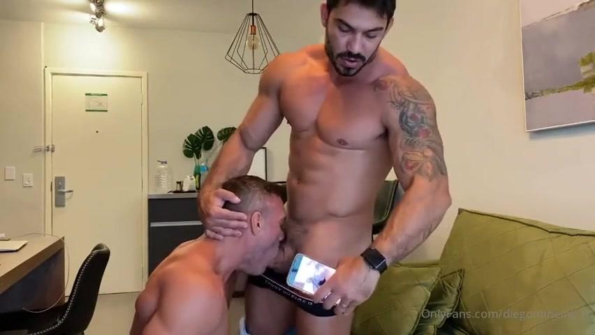 Diego Mineiro (diegomineiro_xl) fucks Manuel Skye (ManuelSkyeXXX) – Gay for Fans – gayforfans.com