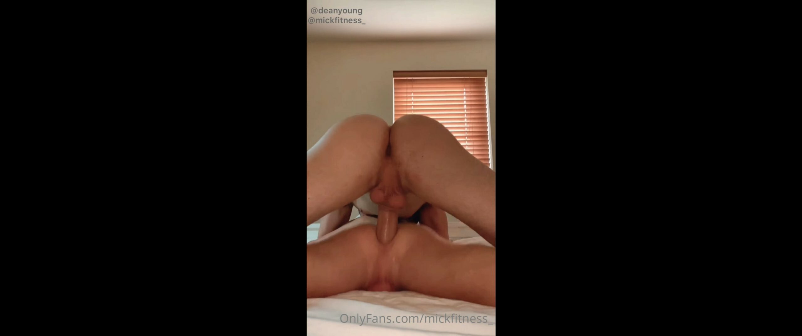 Fucking a young twinks hole hard with my thick cock - MickFitness